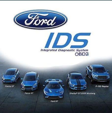 Diagnoza dedicata Ford