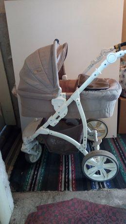 Комбинирана детска количка Lorelli