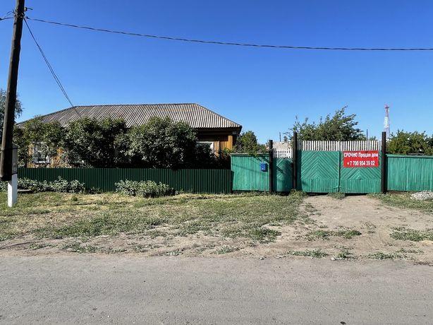 ОЧЕНЬ СРОЧНО продам дом в Теренколе на берегу Иртыша