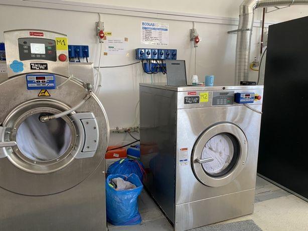 Vand afacere spalatorie profesionala lenjerii / textile