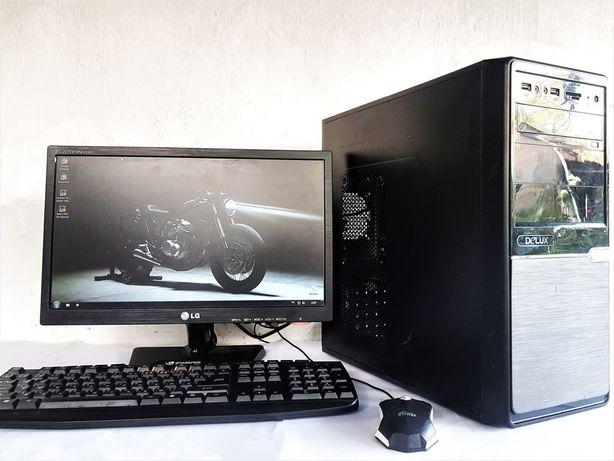 Продам компьютер для удаленки. Тянет КС ГО