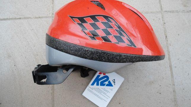 Casca protectie bici/roller profesionala, rosu Ferarri Testarossa