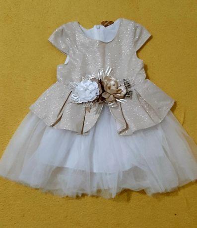 Детское платье 2 годика