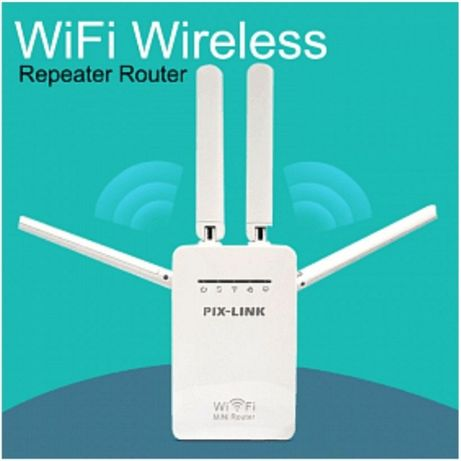 Wi-Fi Repeater Router AP Wireless -N PIX-LINK