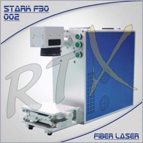 Gravator laser pe metal Fiber 30W