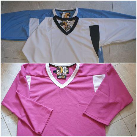 Jersey 53 хокейни тениски за тати,син и мама