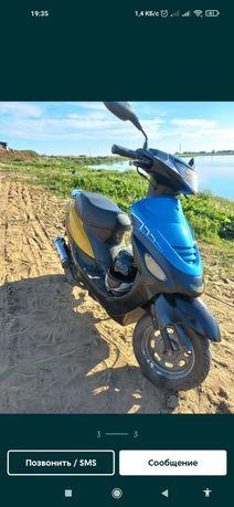 Продам скутер  поршня от 100 КБ