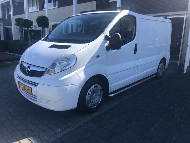 Opel Vivaro 2011 euro 5