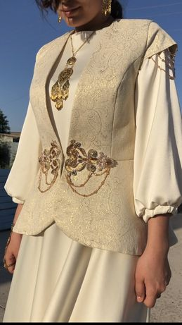 Камзол и платье на сырга салу / кыз узату