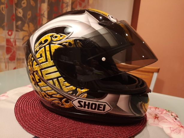 Shoei RF1000 / Cutglass yellow