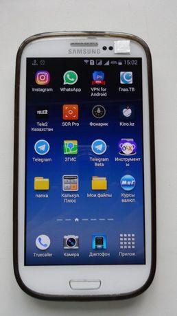 Samsung Galaxy S3 Neo телефон 2 черный в комплекте