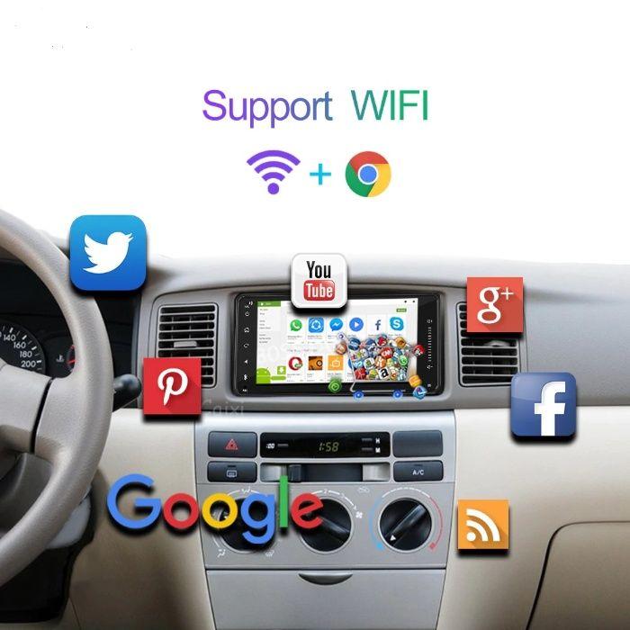 Navigatie Corolla Crown Camry Hiace Previa Rav4 Yaris, Avensis Subaru Bucuresti - imagine 1