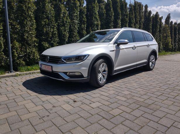 VW Passat Alltrack 2.0TDI 190CP 4x4 2017 Led Xenon Alcantara Distronic