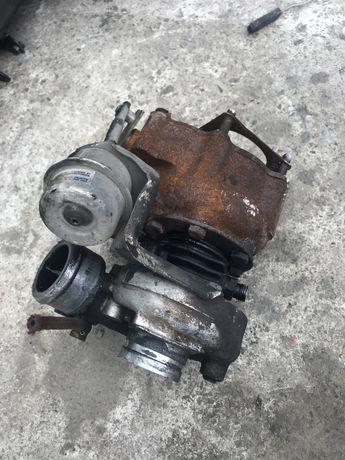 Турбо Audi B4 1.9TDI