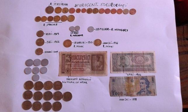 Vind monede vechi