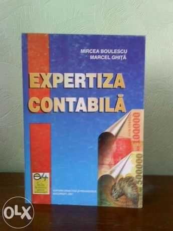 M.Boulescu Expertiza contabila - 40 lei