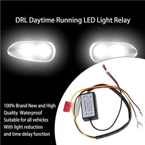 DRL модул drl модул дневни светлини фарoве изпрати ме до вкъщи дрл LED