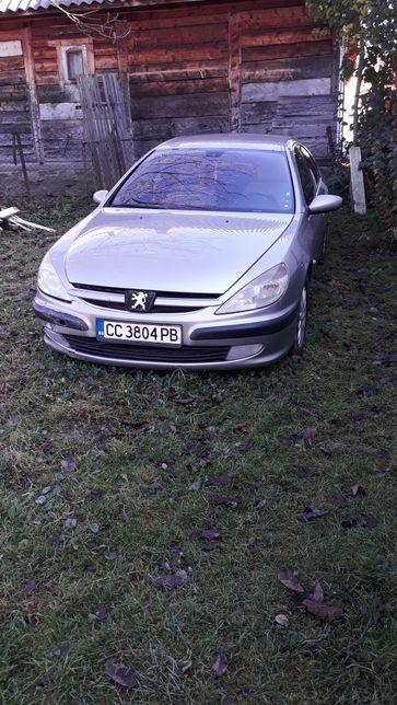 Vand Peugeot 607 pt dezmembrat