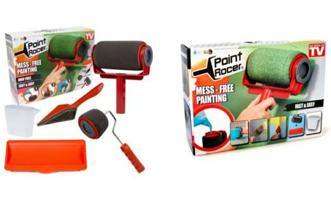 Set Trafalet cu rezervor-Paint Racer Pro
