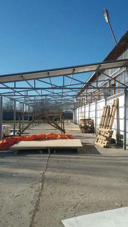 terasa hale magazii livram si montam in tara
