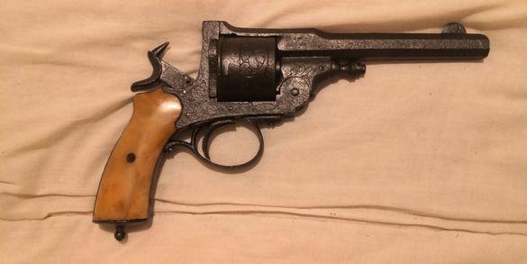 Колекционерски револвер Върнан, Гасер, пушка, пистолет