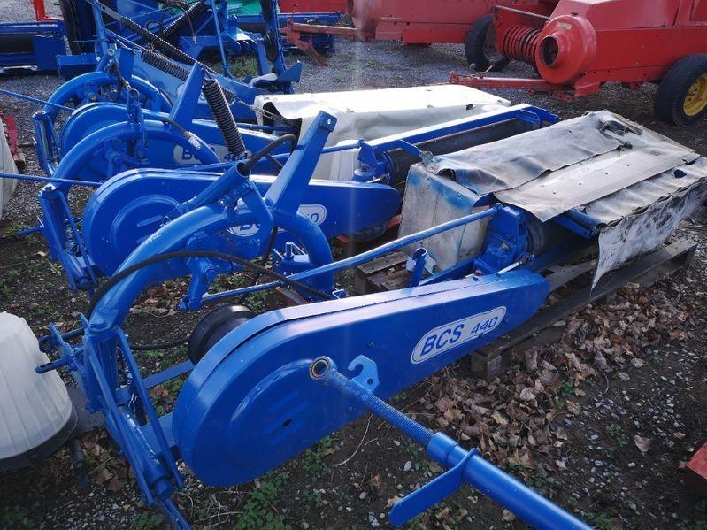 Земеделска техника испорски продава навесни дискови косачки с. Багренци - image 1