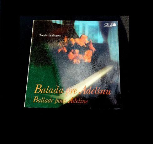 Disc vinil - Balade pour Adeline SEIDMANN , LP - opus