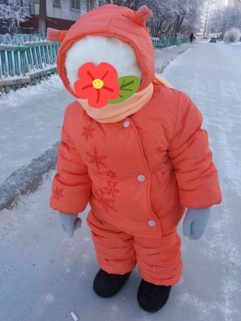 Зимний костюм!!!