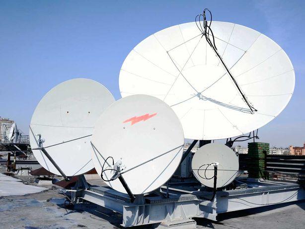 Установка, ремонт, продажа спутниковых антенн всех марок. Низкие цены.