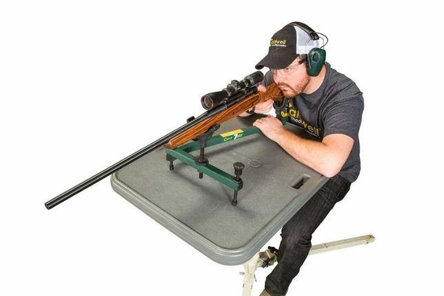 Banc reglat luneta arma vanatoare / tir sportiv Caldwell Zero Max