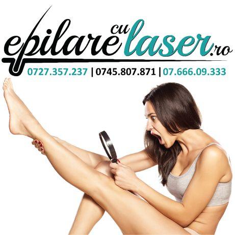 Servicii profesionale de Epilare Definitivă cu Laser