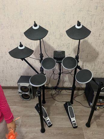 Электро барабаны. Цена до конца месяца