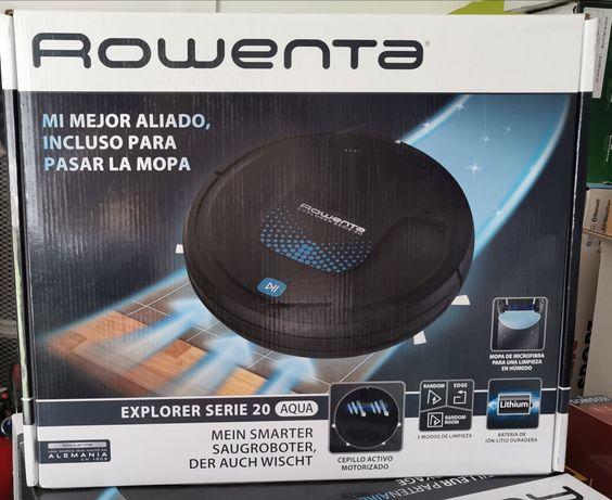 Aspirator robot Rowenta RR6871Wh