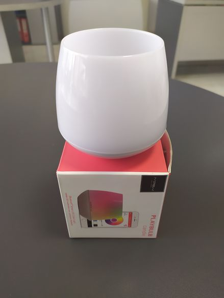 Лед свещ с блутут . Led candle with Bluetooth