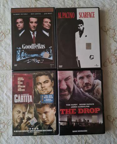 GoodFellas Scarface The Departed The Drop DVD Filme Mafioti Mafia