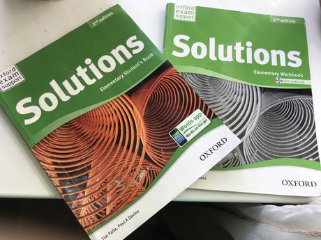 Solutions elementary workbook 2nd edition