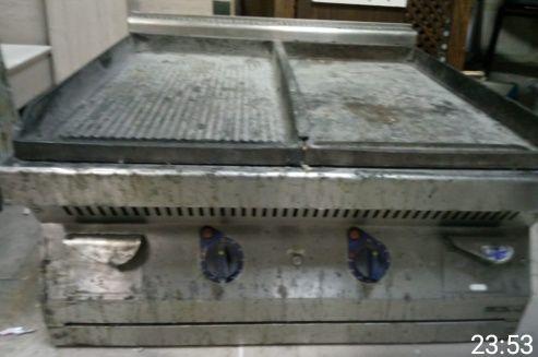 Печь-гриль фирма Абат