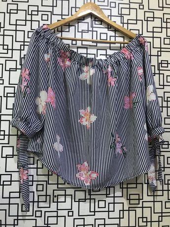 Bluze florale dif firme