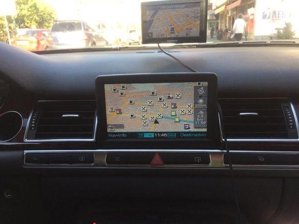 Ъпдейт AUDI 2020год навигационни дискове АУДИ за всички модели ауди