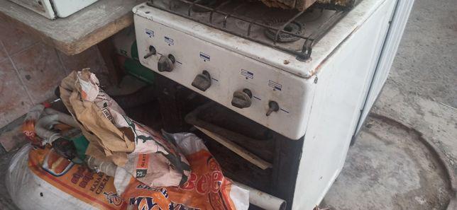 Газ печка,  Газовый плита