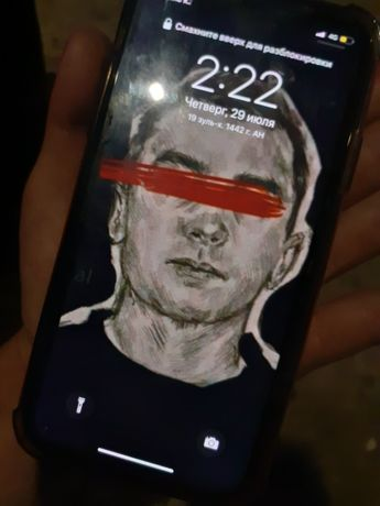 iPhone xr  64 GB док есть