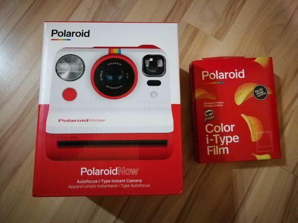 Polaroid Now - фотоапарат за моментни снимки
