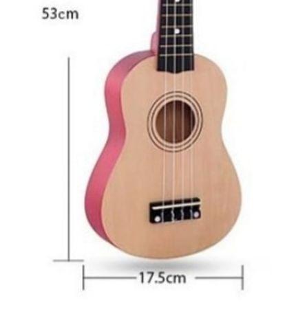 Укулуле-сопрано гавайская гитара