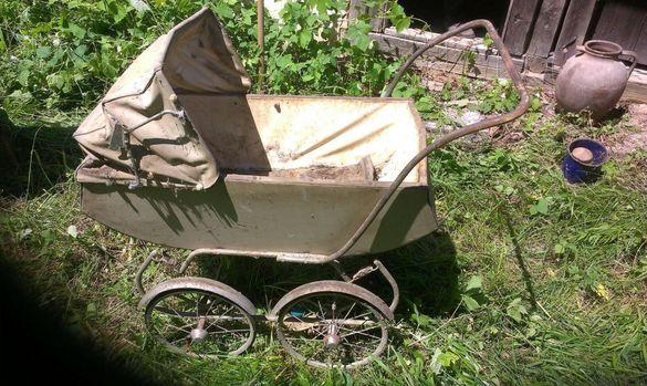 Бебшка количка-ретро