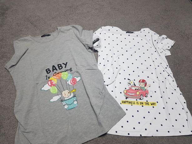 Tricouri +blugi gravide