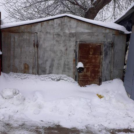 Продам гараж с гос. актом на землю.