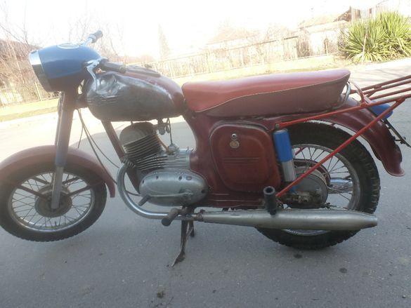 "Мотор ""Jawa"" 175к."
