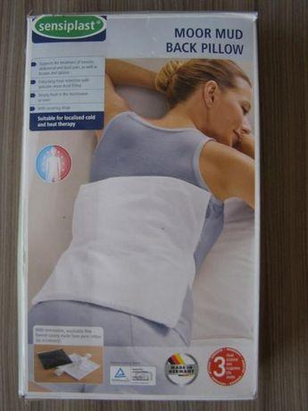 Загряваща възглавница за гръб, кръста, локално moor mud back pillow