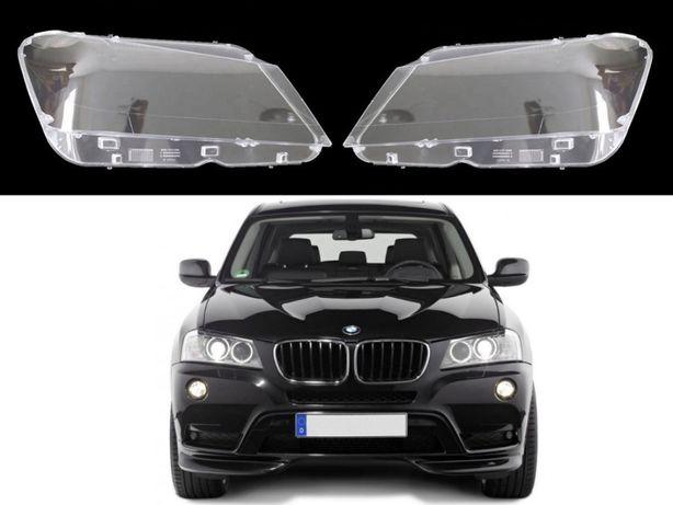 Sticla far BMW X3 F25 (2011-2014) Capac Geamuri