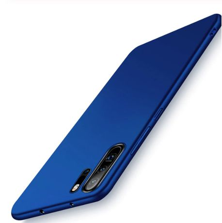 Husa Huawei P30 Pro, P30, Ultra Slim Elegance Albastru